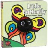 Little Butterfly: Finger Puppet Book - Klaatje Van Der Put, Chronicle Books