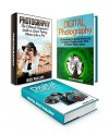 Digital Photography Box Set: 39 Amazing Digital Photography Tips to Start Taking Photos Like a Pro. Learn Digital Photography in Less than a Week (Digital ... tips, digital photography lessons) - Steven Davis, Martin Hall, Nick Phillips