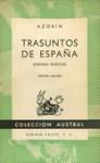 Trasuntos de España - Azorín
