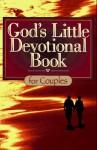 God's Little Devotional Book For Couples (God's Little Devotional Books) - Honor Books