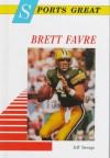 Sports Great Brett Favre - Jeff Savage