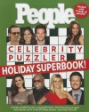 The PEOPLE Celebrity Puzzler Holiday Superbook! - People Magazine, People Magazine