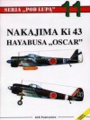 """Nakajima Ki 43 Hayabusa """"Oscar"""" - Przemysław Skulski"""