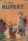 The New Rupert: The Daily Express Annual no. 19 - 1954 - Alfred Bestall