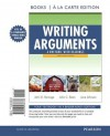 Writing Arguments: A Rhetoric with Readings, Brief Edition, Books a la Carte Edition - John D. Ramage, John C. Bean, June Johnson