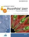 New Perspectives on Microsoft Office PowerPoint 2007, Brief [With DVD] - S. Scott Zimmerman, Beverly B. Zimmerman