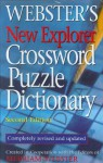 Webster's New Explorer Crossword Puzzle Dictionary - Merriam-Webster, Merriam-Webster