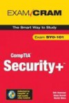 Security+: Exam Cram SYO-101 [With CDROM] - Kirk Hausman, Martin Weiss, Diane Barrett
