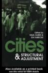 Cities And Structural Adjustment - Nigel Harris, Ida Fabricius