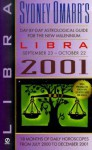 Day-by-Day Astrological Guide for Libra 2001 - Sydney Omarr