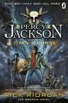 The Titan's Curse: The Graphic Novel - Rick Riordan