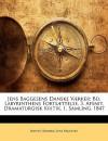 Jens Baggesens Danske Værker 11: Prosaiske Skrifter; Del 3.1 Labyrinthens Fortsættelse - Ludvig Holberg, Jens Baggesen