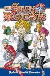 The Seven Deadly Sins 8 - Nakaba Suzuki
