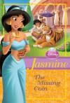Jasmine: The Missing Coin (Disney Princess Chapter Book) - Walt Disney Company, Sarah Nathan, Studio Iboix, Andrea Cagol