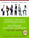 Making Content Comprehensible for Secondary English Learners: The SIOP Model (2nd Edition) - Jana Echevarria