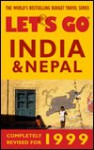 Let's Go India & Nepal 1999 - Let's Go Inc.