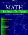 Math for Smart Test-Takers: SAT-ACT-GRE-GMAT - Mark Alan Stewart