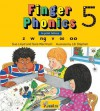 Finger Phonics 5: In Print Letters - Sue Lloyd, Sara Wernham