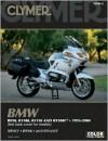 Clymer BMW: R850, R1100, R1150, and R1200C* 1993-2004 - Clymer Publishing