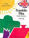 Franklin Fibs: Little Novel-Ties - Garrett Christopher, Joyce Friedland, Rikki Kessler