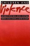 Children and Violence - David Reiss, John E. Richters, M. Radke-Yarrow, Marian Radke-Yarrow, Marion Radke-Yarrow