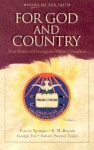 For God and Country: Four Stories of Courageous Military Chaplains - John Riddle