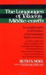 The Languages Of Tolkien's Middle-Earth - Ruth S. Noel