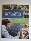 Pearson Custom Mathematics ~ Developing Mathematical Thinking (MATD 0385) - Pearson Custom Publishing