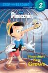 Pinocchio's Nose Grows (Disney Pinocchio) (Step into Reading) - Barbara Gaines Winkelman, Random House Disney