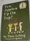 Ten Apples Up on Top! - Theo LeSieg, Roy McKie