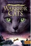 Warrior Cats - Die Macht der Drei. Verbannt: III, Band 3 - Erin Hunter, Friederike Levin