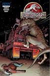 Jurassic Park: Redemption #1 - Bob Schreck, Nate Dyke, Tom Yeates, Frank Miller