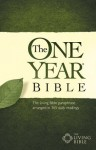 The One Year Bible TLB - Tyndale House Publishers Inc., Tyndale