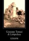 Szekspir - Giuseppe Tomasi di Lampedusa