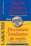 Larousse English Learner�s Dictionary: Diccionario para estudiantes de ingles - Larousse, Larousse