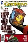 Green Lantern New Gods Godhead #1 - Robert Venditti