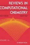 Reviews in Computational Chemistry - Donald B. Boyd, Kenny B. Lipkowitz
