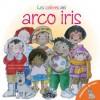 Los Colores del Arco Iris - Jennifer Moore-Mallinos, Marta Fabrega