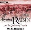 Agatha Raisin and the Quiche of Death - M.C. Beaton, Penelope Keith