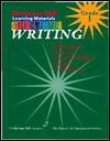 Writing Grade 1 - Vincent Douglas
