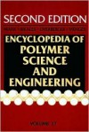 Transitions and Relaxations to Zwitterionic Polymerization, Volume 17, Encyclopedia of Polymer Science and Engineering, 2nd Edition - Herman F. Mark, Norbert Bikales, Georg Menges, Jacqueline I. Kroschwitz, Charles G. Overberger