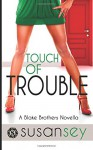 Touch of Trouble: A Blake Brothers Novella (The Blake Brothers Trilogy) (Volume 3) - Susan Sey