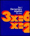 Elementary Algebra Part 1 - Richard A. Denholm