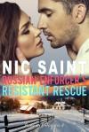 Russian Enforcer's Resistant Rescue - Nic Saint