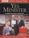 Yes Minister Volume 1 (BBC Radio Collection) - Jonathan Lynn, Antony Jay