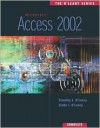 The O'Leary Series: Access 2002- Complete (O'Leary Series) - Timothy J. O'Leary, Linda I. O'Leary, Kathryn M. Lee