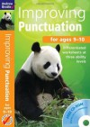 Improving Punctuation 9-10 (Book & CD Rom) - Andrew Brodie