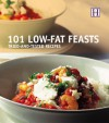101 Low-Fat Feasts: Tried and Tested Recipes - Orlando Murrin