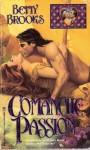Comanche Passion - Betty Brooks