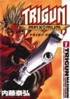 Trigun Maximum, Vol. 1: Hero Returns - Yasuhiro Nightow, Justin Burns
